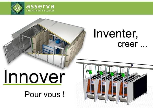 Asserva - Innovation