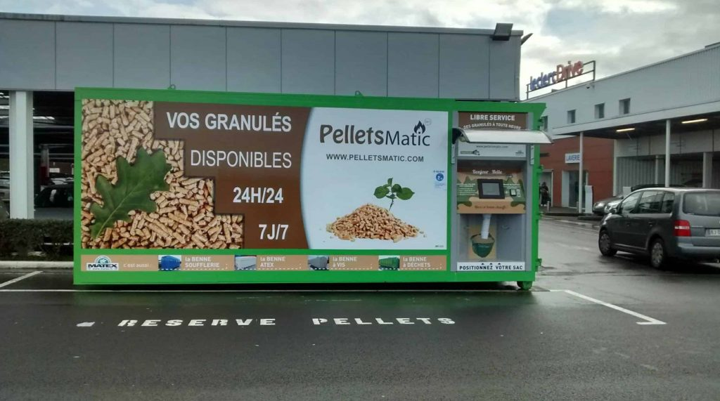 Pellets Matic - Lamballe