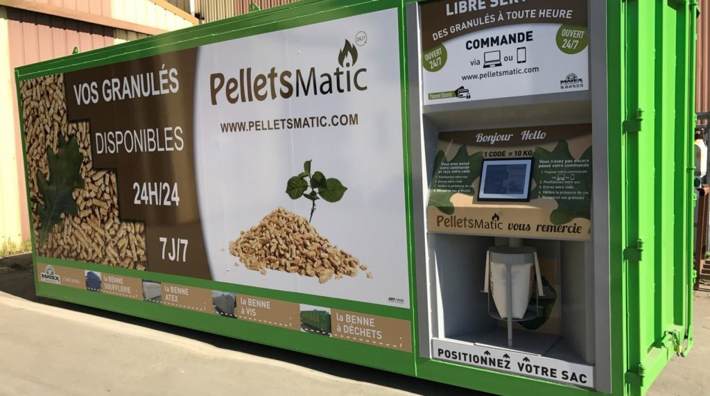 Pellets Matic - Lamballe